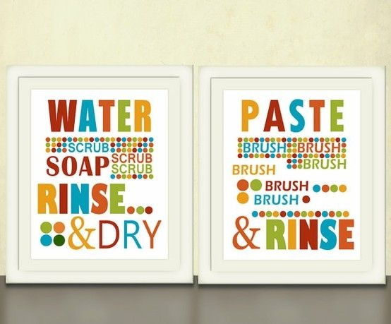 signs for kids bathroom great ideas pinterest kid bathrooms rh pinterest com