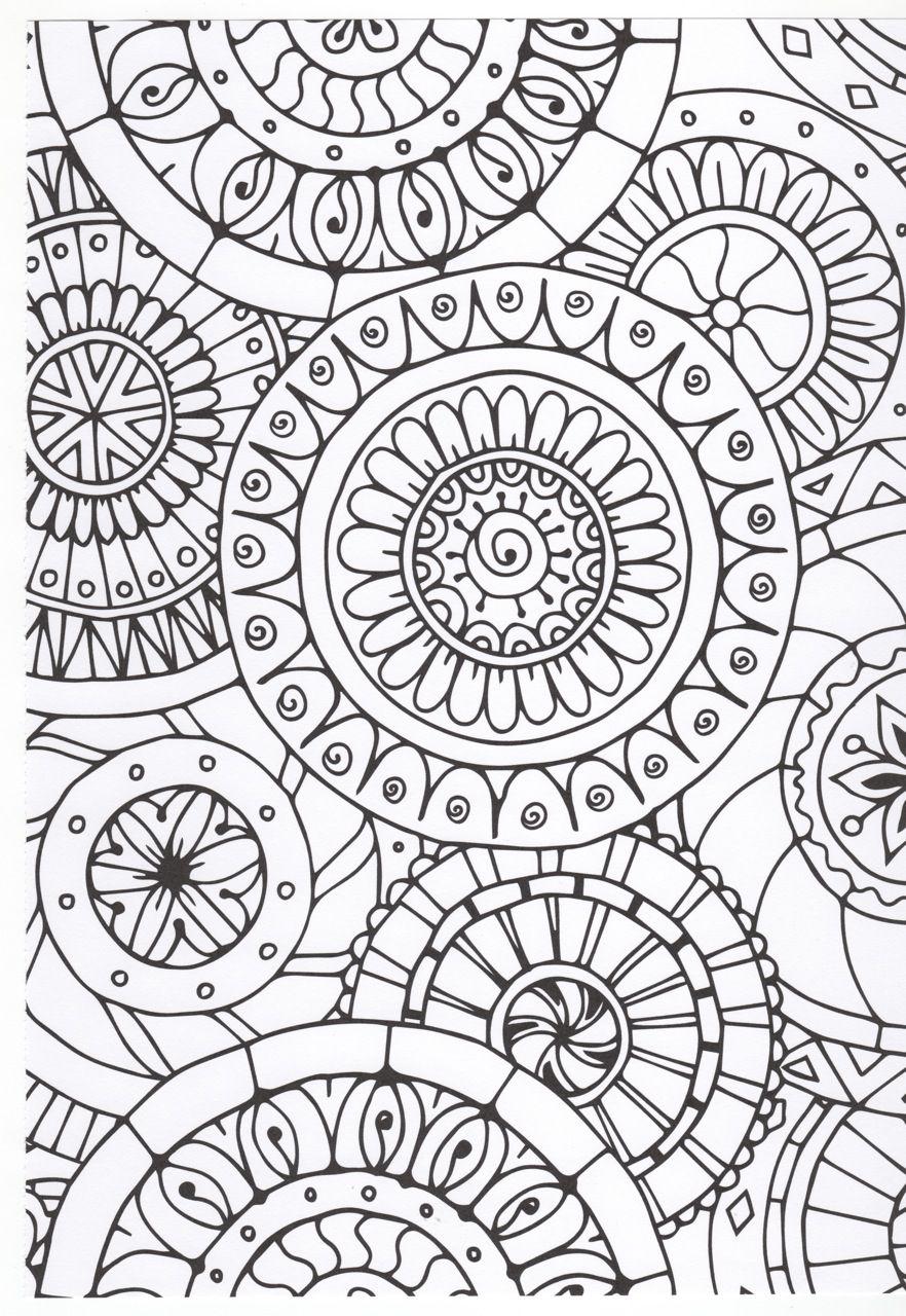 Pin By Madeleine On Mandala Zentangle Doodle Pattern Tangles