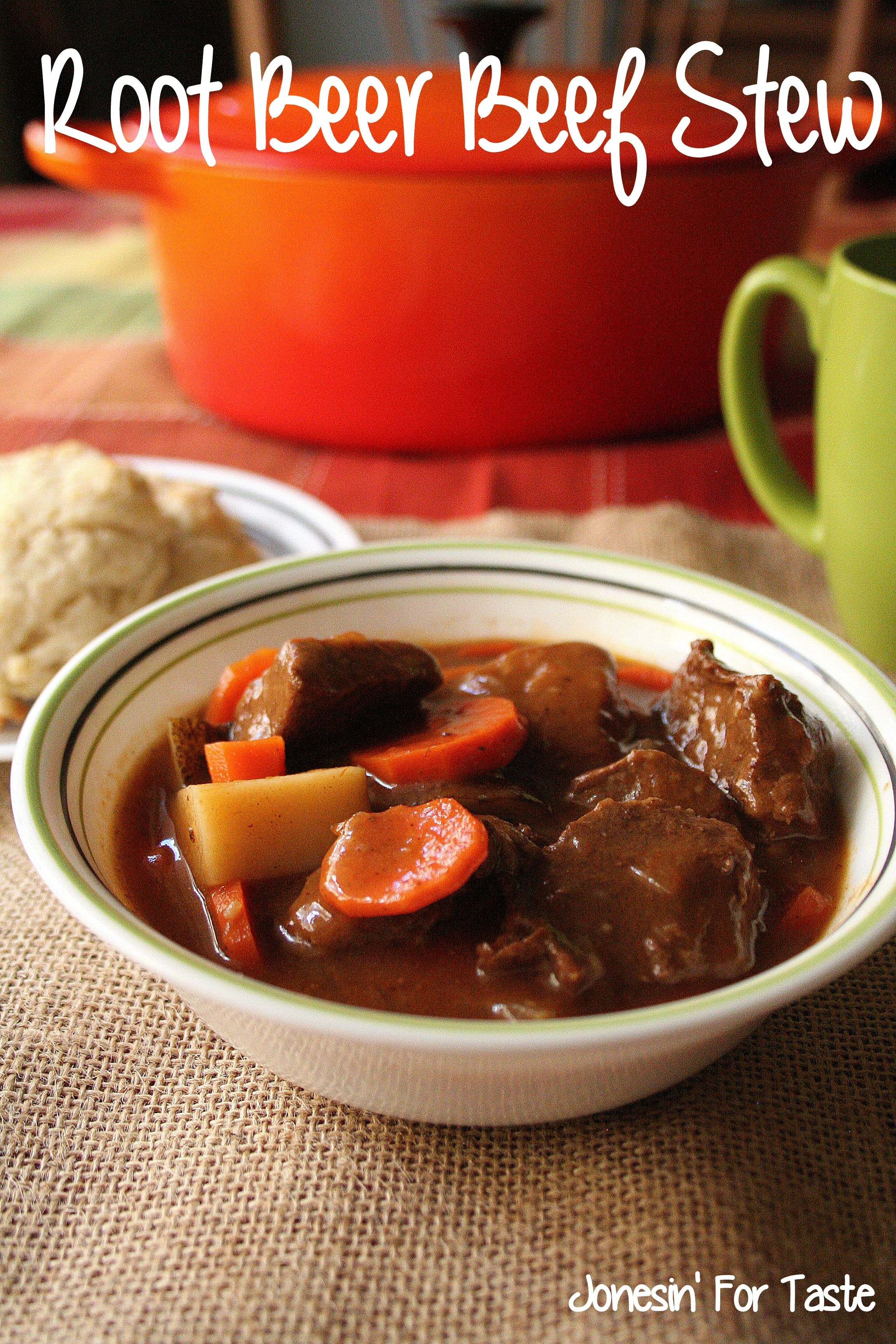 Root Beer Beef Stew Recipe Beef Stew With Beer Stew Recipes Weeknight Dinner Recipes Easy