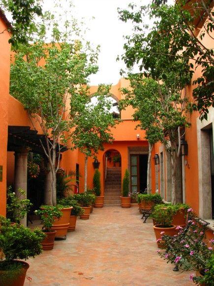 Fachadas mexicanas vista exterior de c mo se ver a su for Fachadas de casas mexicanas rusticas