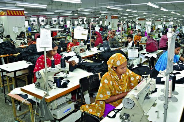 garment manufacturing industry garment production