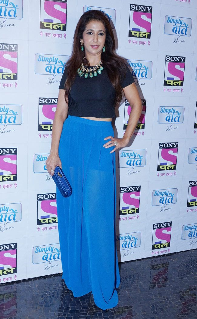 Producer Krishika Lulla at the launch of the TV show 'Simply Baatein' #Bollywood #Fashion #Style #Beauty #Page3