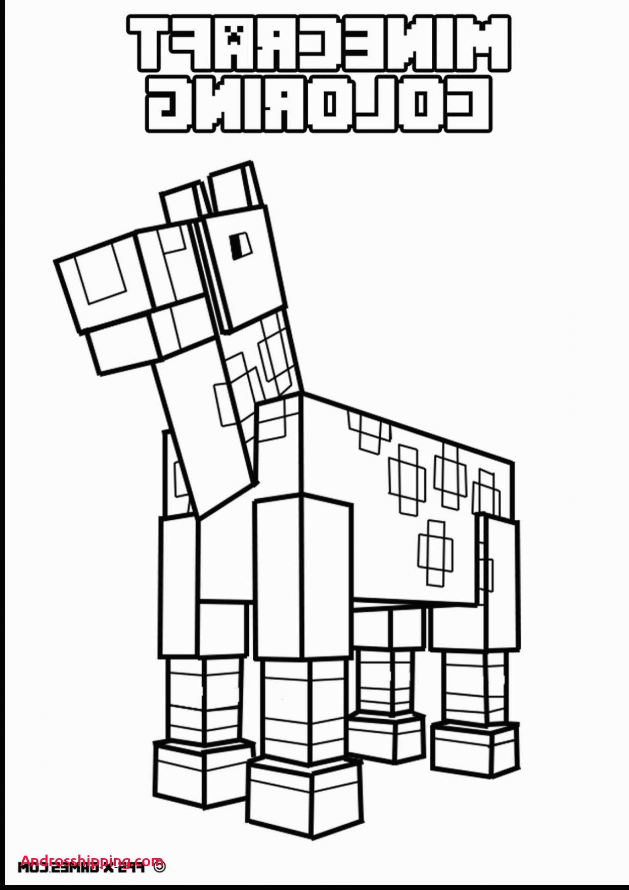 Minecraft Coloring Page Printable Youngandtae Com Minecraft Coloring Pages Animal Coloring Pages Coloring Pages
