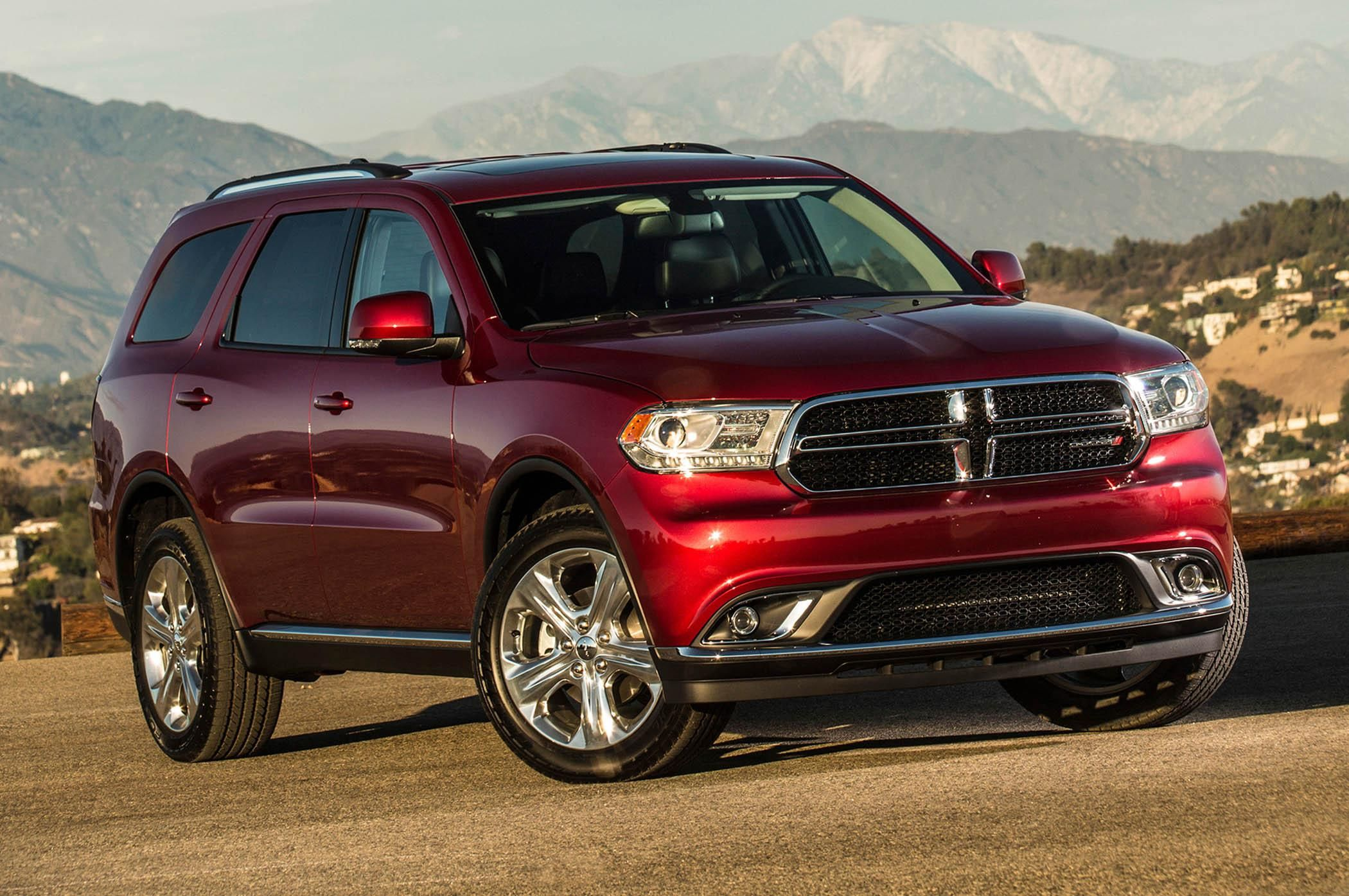 Best of awards coolest suv stance dodge durango rallye and blacktop 2014 dodge durango dodge durango and dodge