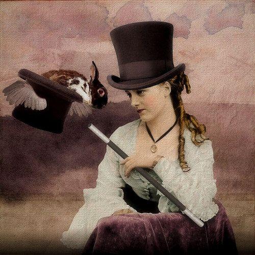 Magician by  Kathy Grieb Kennedy