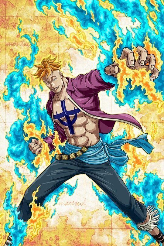 Les 142 meilleures images de Marco le phoenix | One pièce manga ...