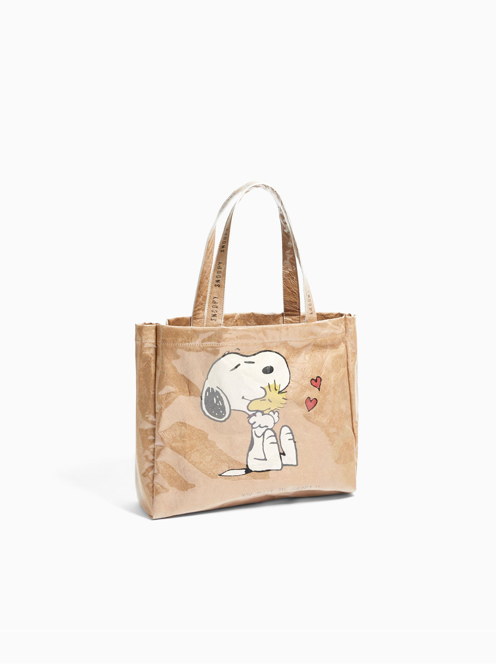 6146adcae3 Peanuts snoopy® vinyl shopper