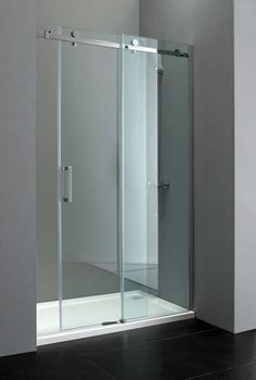 Sevilla Elite 1200mm Frameless Sliding Shower Door 8mm Glass Rectas Puertas Banos