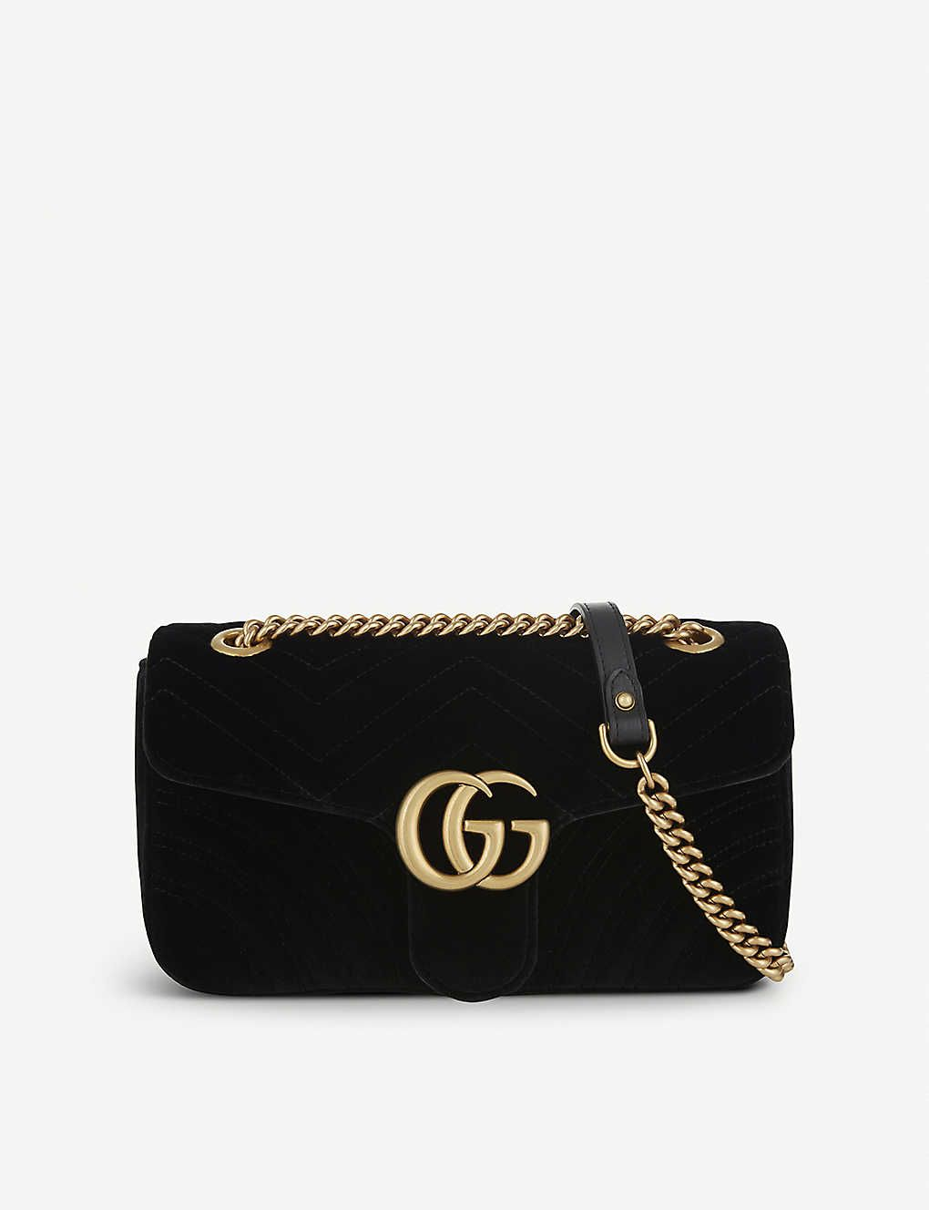 773b1bf9cd03 GUCCI Marmont small velvet shoulder bag в 2019 г. | Bags | Bags ...
