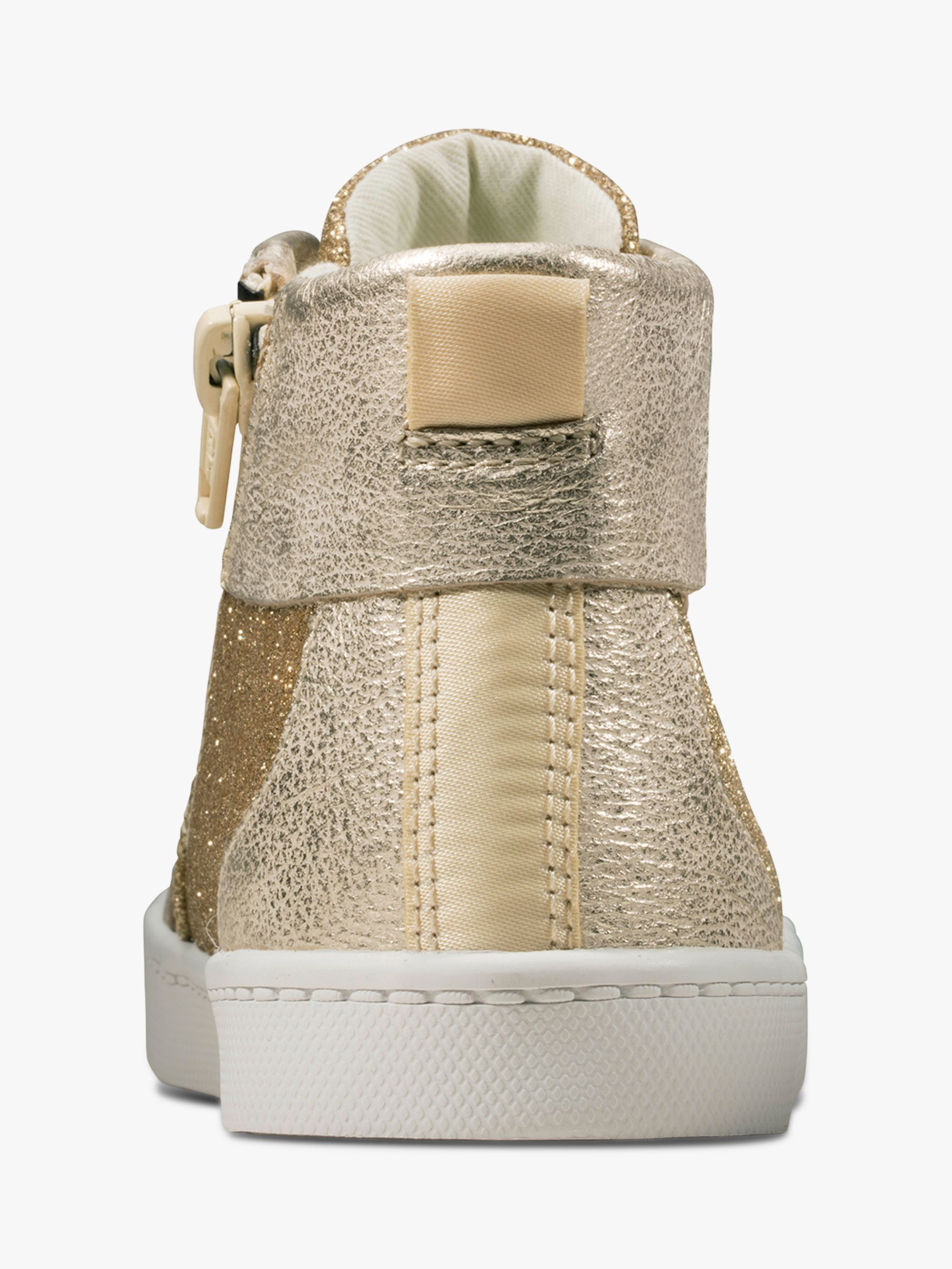 clarks high top trainers
