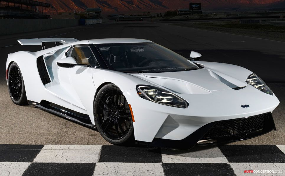 Ford Gt To Serve As Test Bed For Future Car Design Autoconception Com シボレー カマロ フォードgt スポーツカー