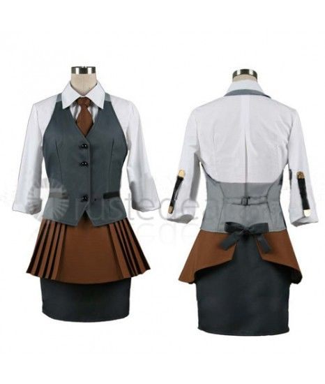 Tokyo Ghoul Touka Kirishima Uniform Cosplay party Costume dress
