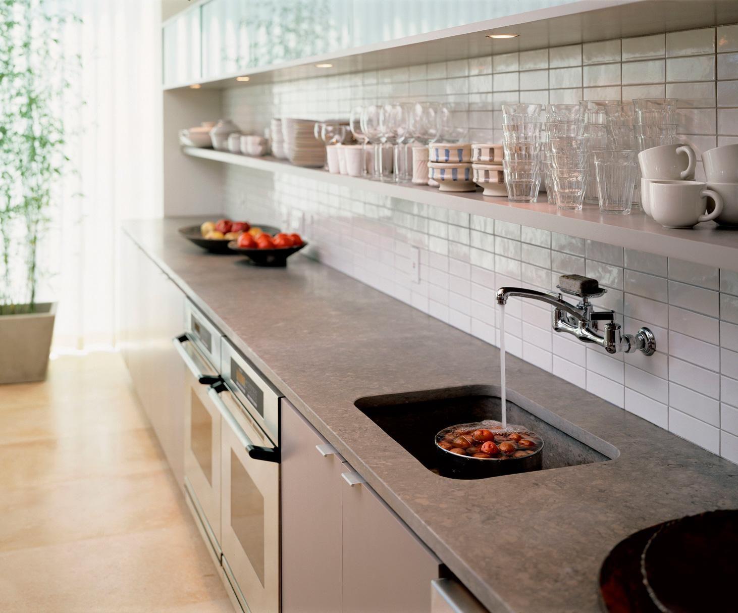 Heath Ceramics Kitchen - Year of Clean Water