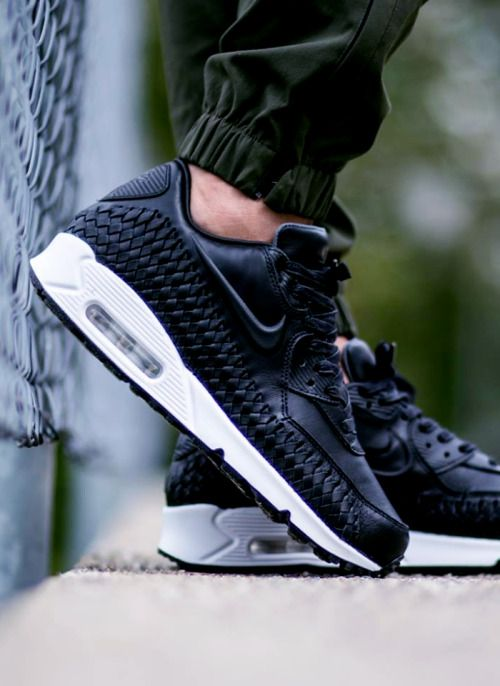 NIKE AIR MAX 90 WOVEN (via Kicks ) | Nike air max