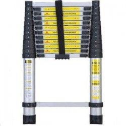 Xtremepower 12 Foot Telescoping Extension Ladder Ladder Amazon Home Rv Decor