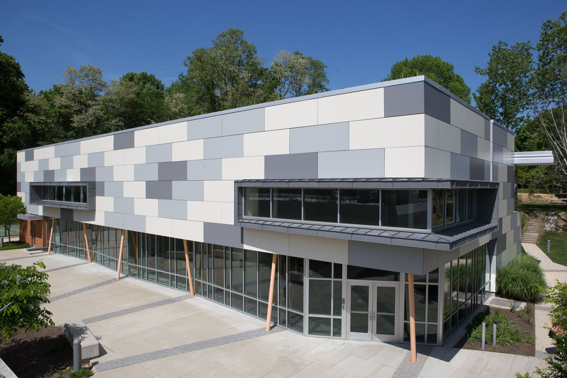 Architecture · German School In Washington, DC, United States.
