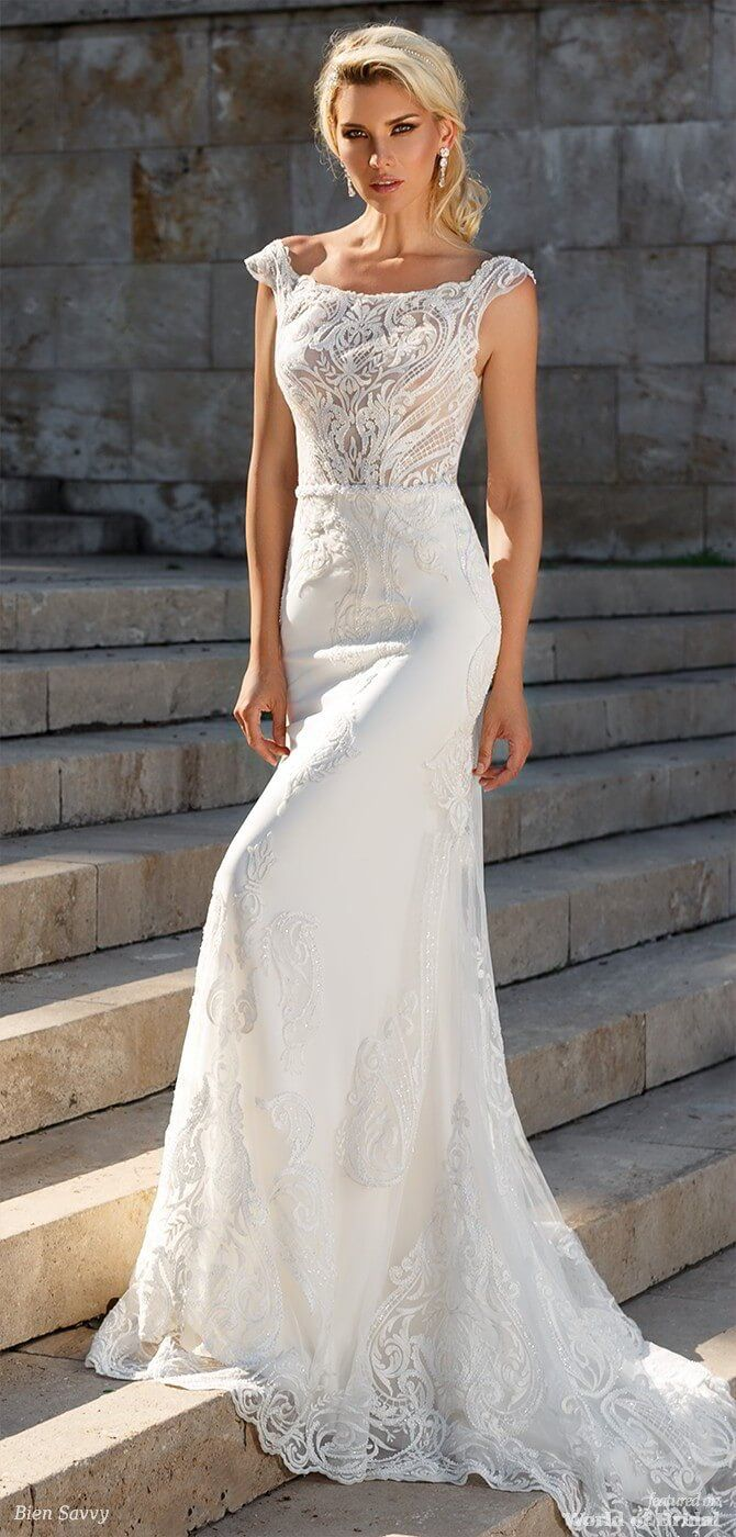 Bien Savvy 2018 Wedding Dresses We are one Collection | Wedding ...
