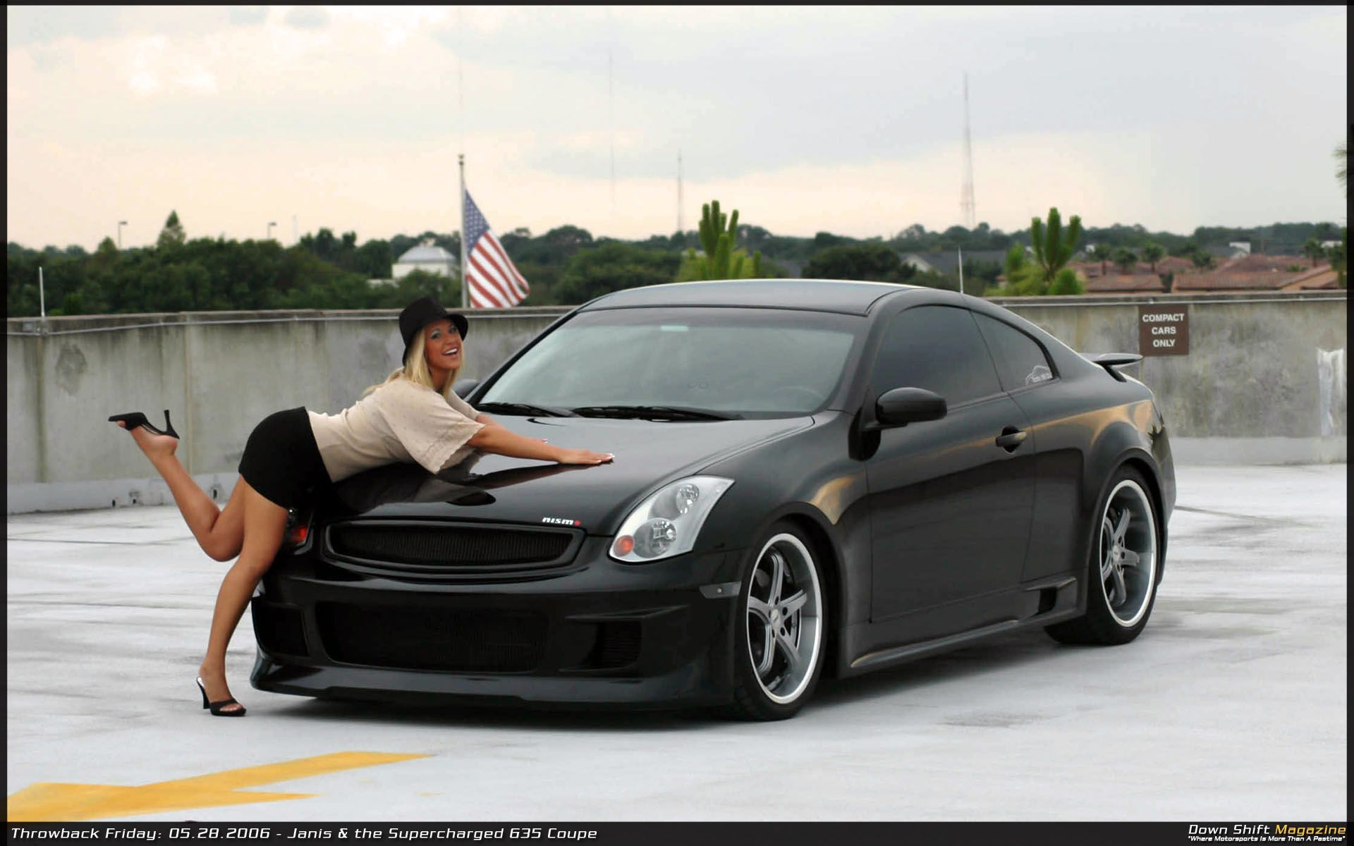 Throwback friday janis the supercharged g35 coupe rob goes throwback friday janis the supercharged g35 coupe vanachro Image collections