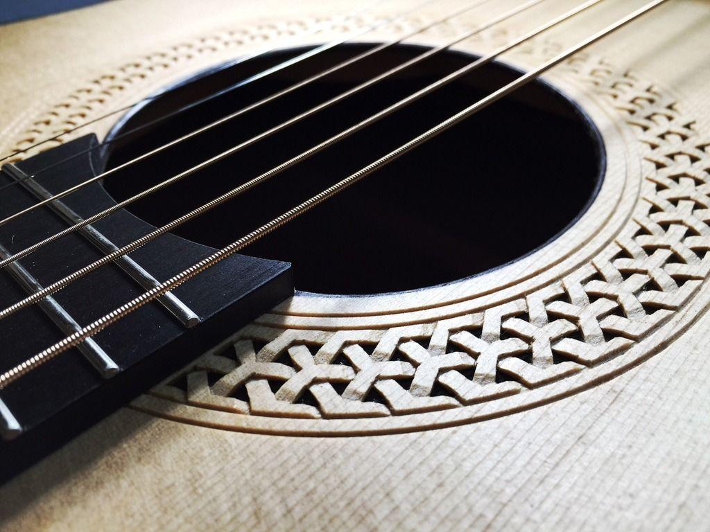 Hiroshi Ogino Build For Tamco Uk Acoustic Guitar Guitar Inlay Guitar Design