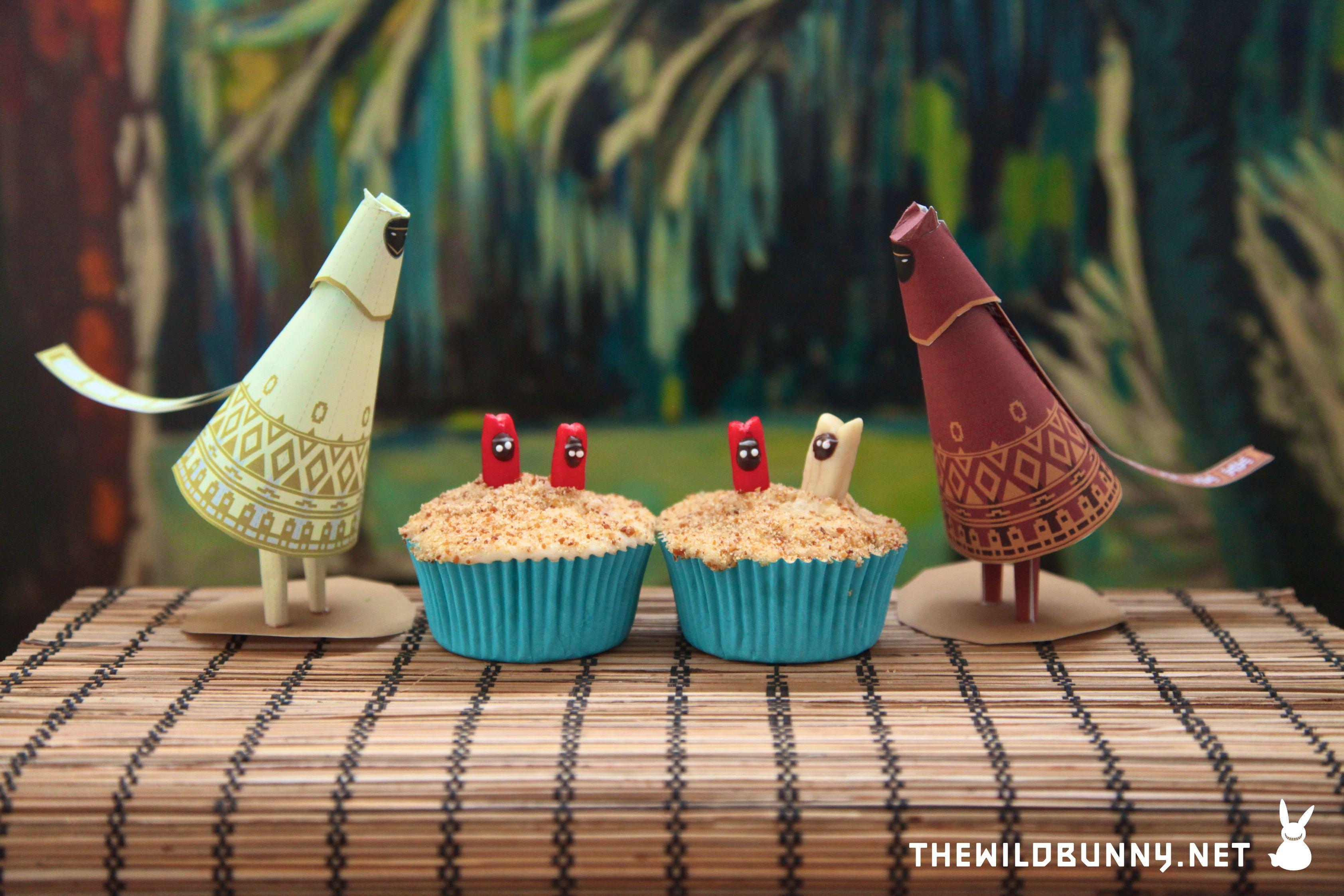 Journey cupcakes