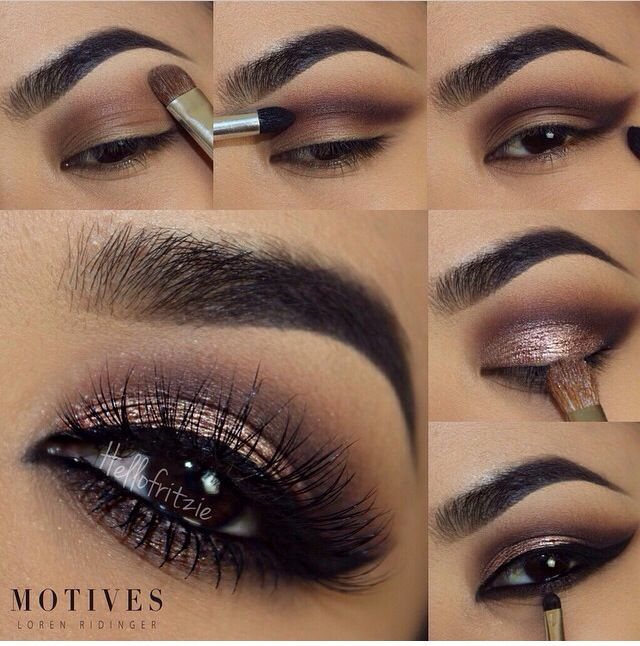 Love This Pictorial Makeup Styles Pinterest Makeup Eye And