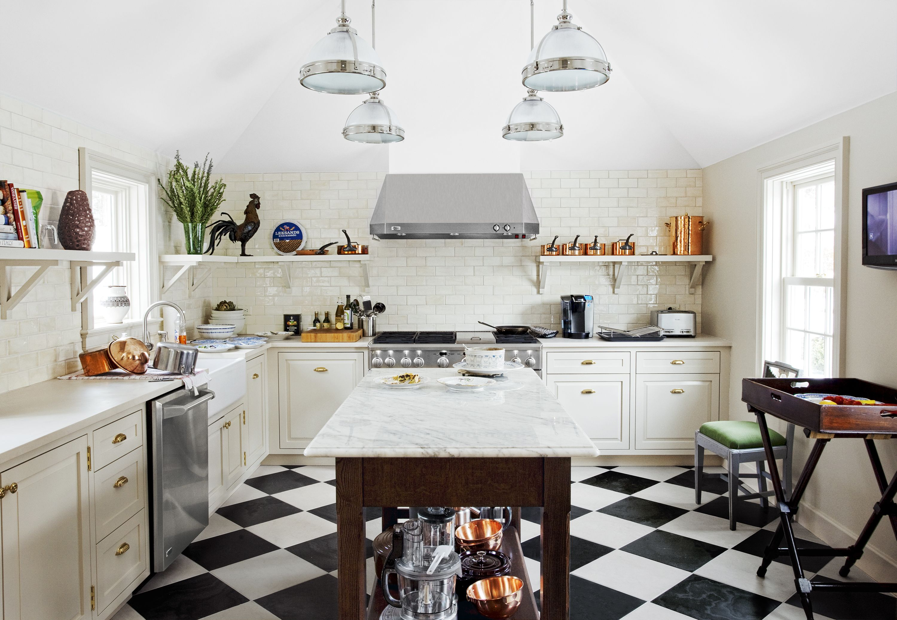 Choose Your Subway Tile Style In 2020 Kitchen Design White