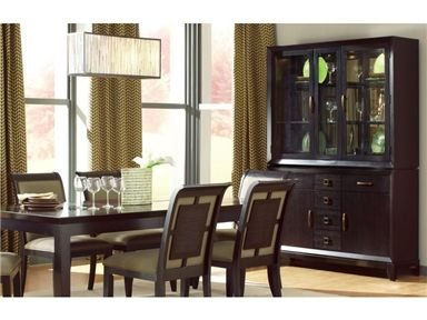 Shop For Legacy Classic Furniture Credenza And Hutch 2620 151 152 Dining Room