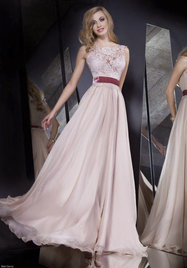 4ec9346d1 Lindos vestidos de noche elegantes