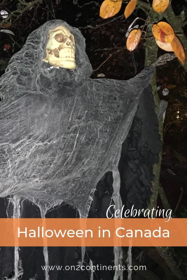 How Canada celebrates Halloween North america travel