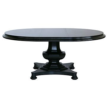 Maxwell Dining Table From Zgallerie This Is A Solid Piece Of