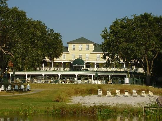 Lakeside Inn In Mt Dora Stayed Here Many Times
