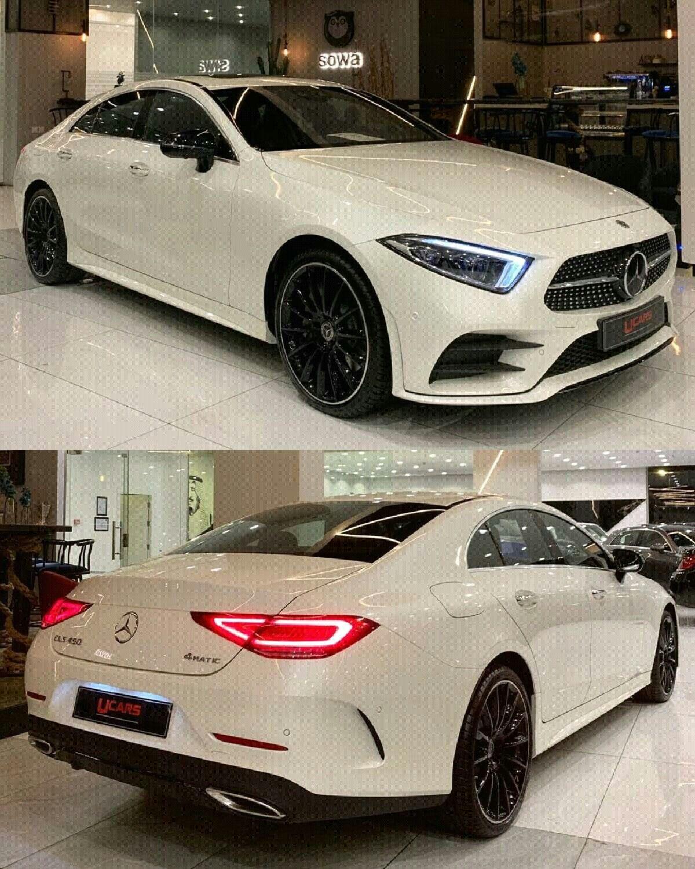 New Cls 450 4matic 3 0 L 6 Cyl Mercedes Benz Mercedes Benz Cls Mercedes Benz Mercedes Cls
