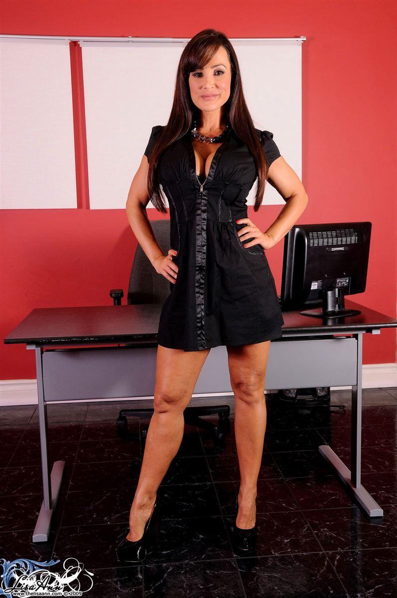 lisa ann secretary