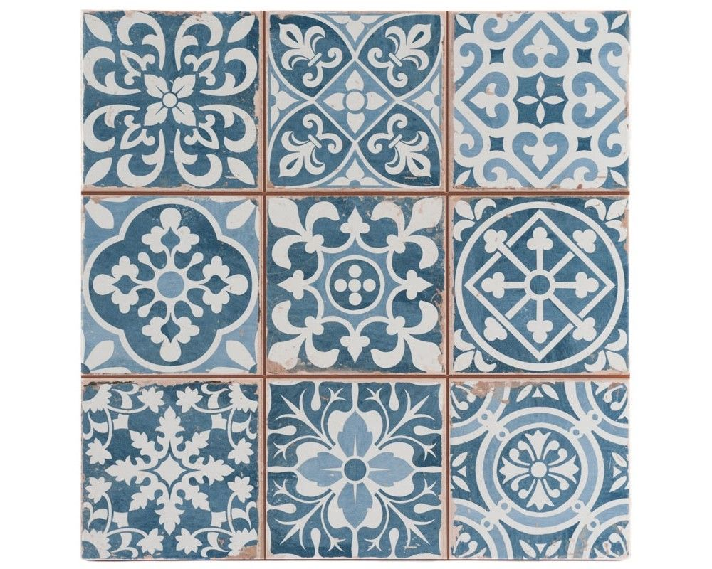 Stencils of traditional patterns so so about it i Moroccan ceramic floor tile