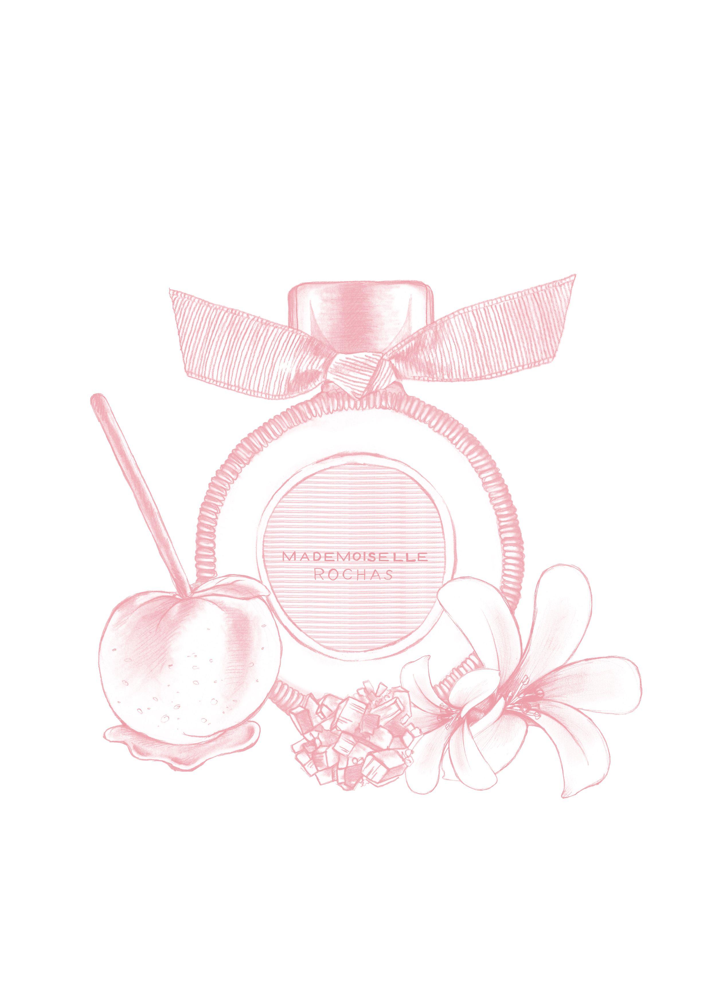 Rochas Parfumrochasrochasfragrance Eau Mademoiselle De Rochas Mademoiselle v0w8Nmn