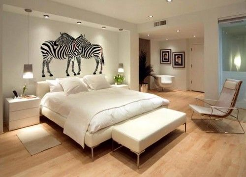Habitacion matrimoniales modernas decoraci n dormitorios - Habitaciones decoracion moderna ...
