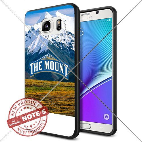 NEW Mount St. Mary's Mountaineers Logo NCAA #1342 Samsung Note5 Black Case Smartphone Case Cover Collector TPU Rubber original by WADE CASE [Forest] WADE CASE http://www.amazon.com/dp/B017KVKLQO/ref=cm_sw_r_pi_dp_Yuhzwb1C7QPS9