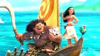 Moana 2016 Full Movie - Moana Disney Princess
