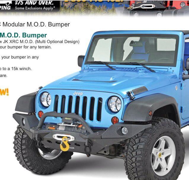 The Smittybilt Xrc Modular M O D Bumper I Want For My Jeep Jeep Jeep Jk Smittybilt