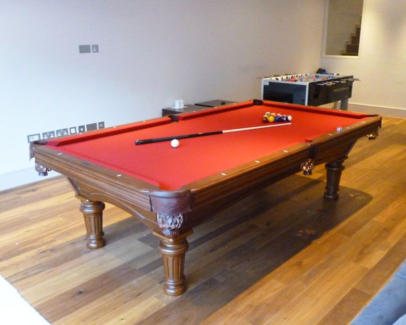 Ordinaire Brunswick Glenwood American Pool Table   7ft, 8ft, 9ft | Home Leisure  Direct | Customer Install