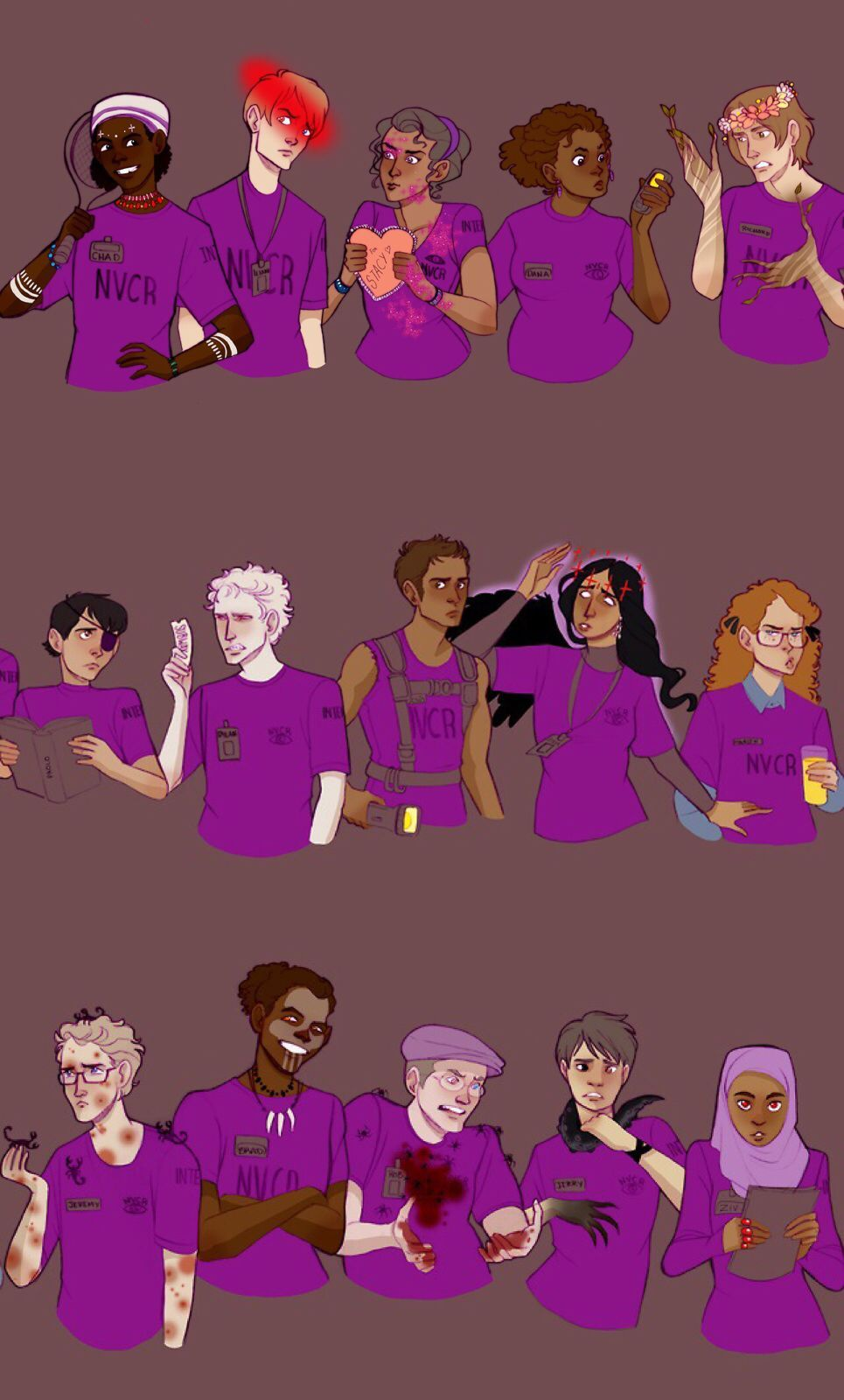 Vale interns. Rant - Stacy did not die on valentine's day!!! Her death was mentioned has happening several months previous to the episode valentines day!!!! The way she died is never mentioned!!! - End Rant.Night Vale interns. Rant - Stacy did not die on valentine's day!!! Her death was mentioned has happening several months previous to the episode valentines d...