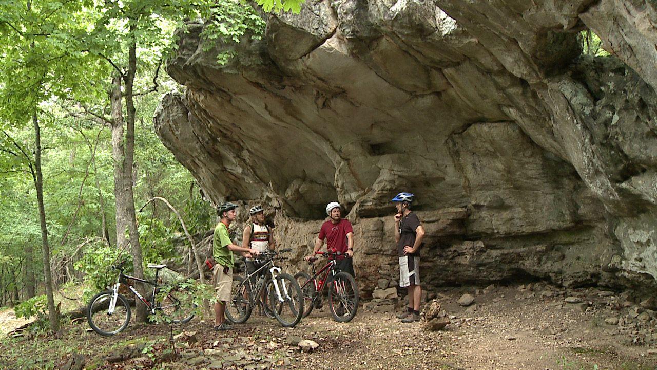 Chuck S Blog September Exploring Arkansas Be More