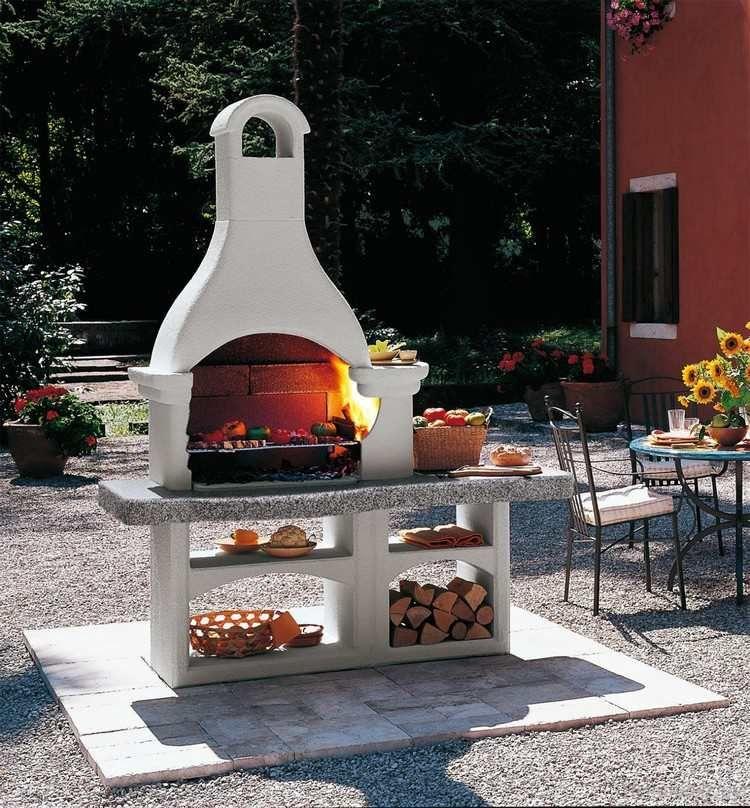 Fabriquer un barbecue original en 23 idées créatives Pinterest