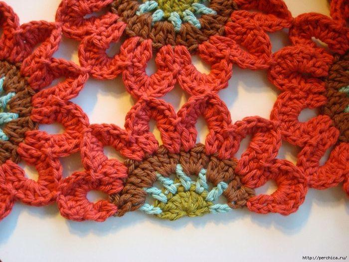 Modelos de flores y otro en técnica filet | Cortinas | Pinterest ...