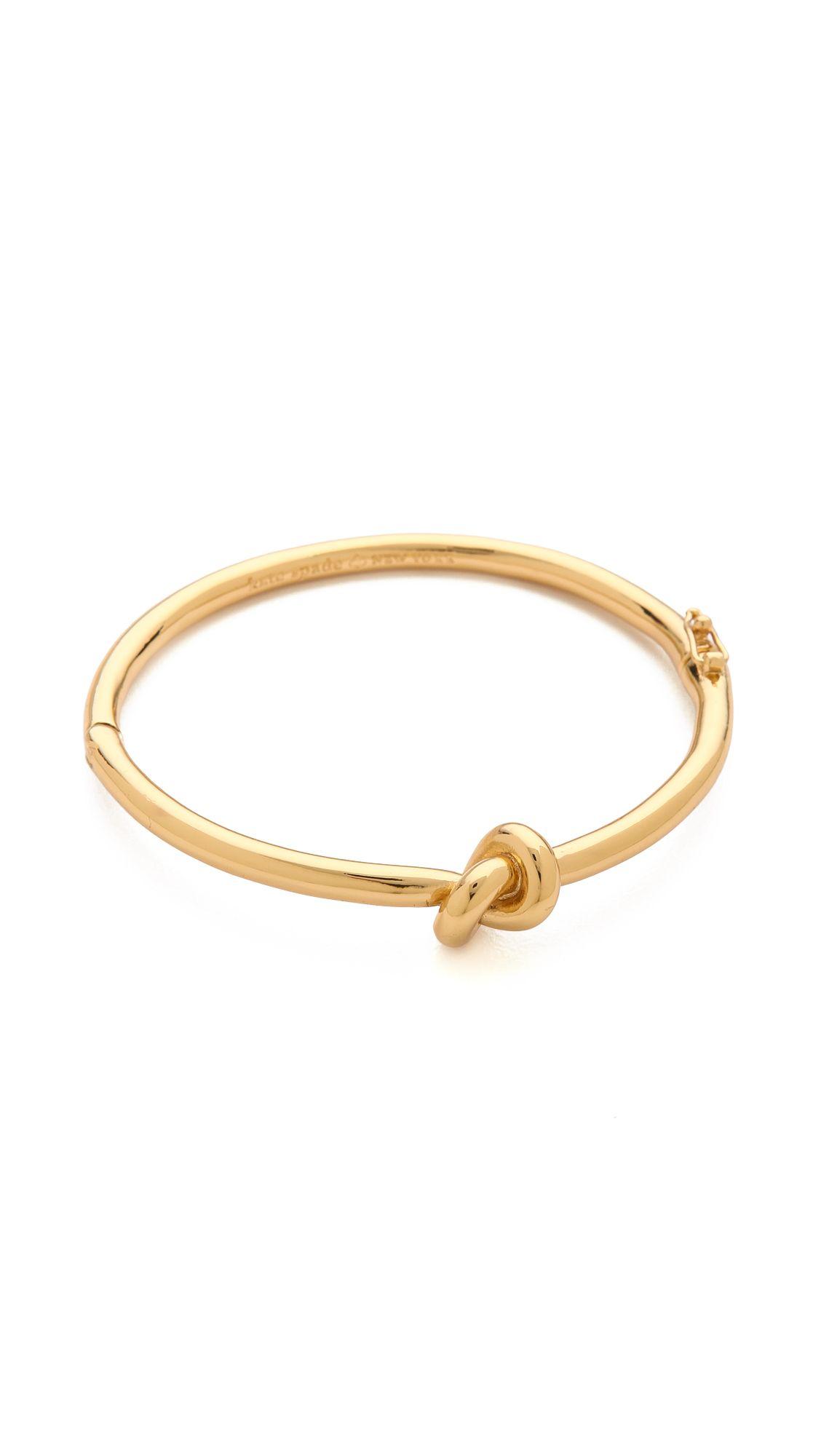 Kate Spade New York Sailors Knot Knot Slider Bracelet EnfuOfv55h
