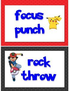 Old Fashioned image regarding printable pokemon party games