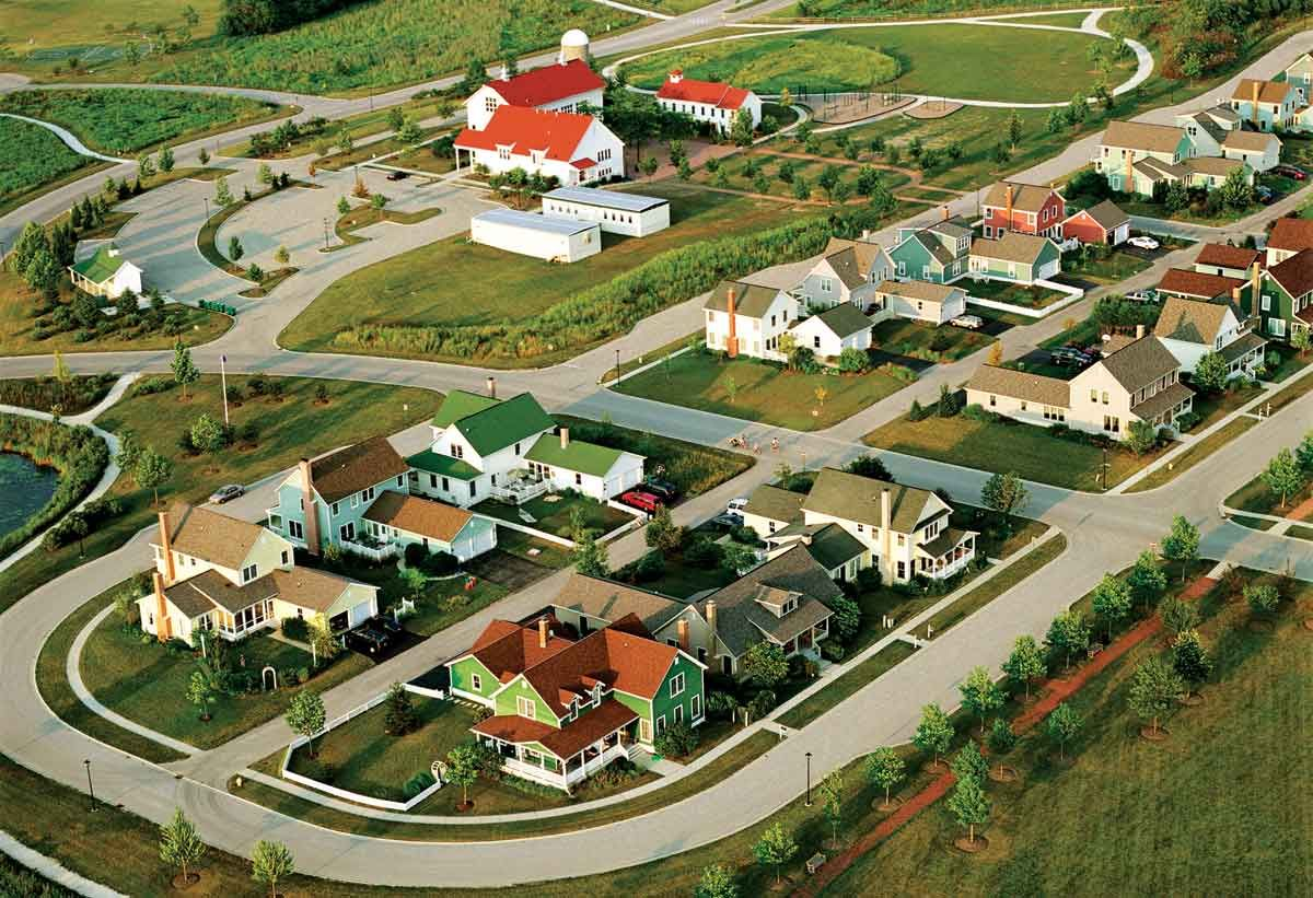 Planned Agricultural Communities Where Utopia Meets