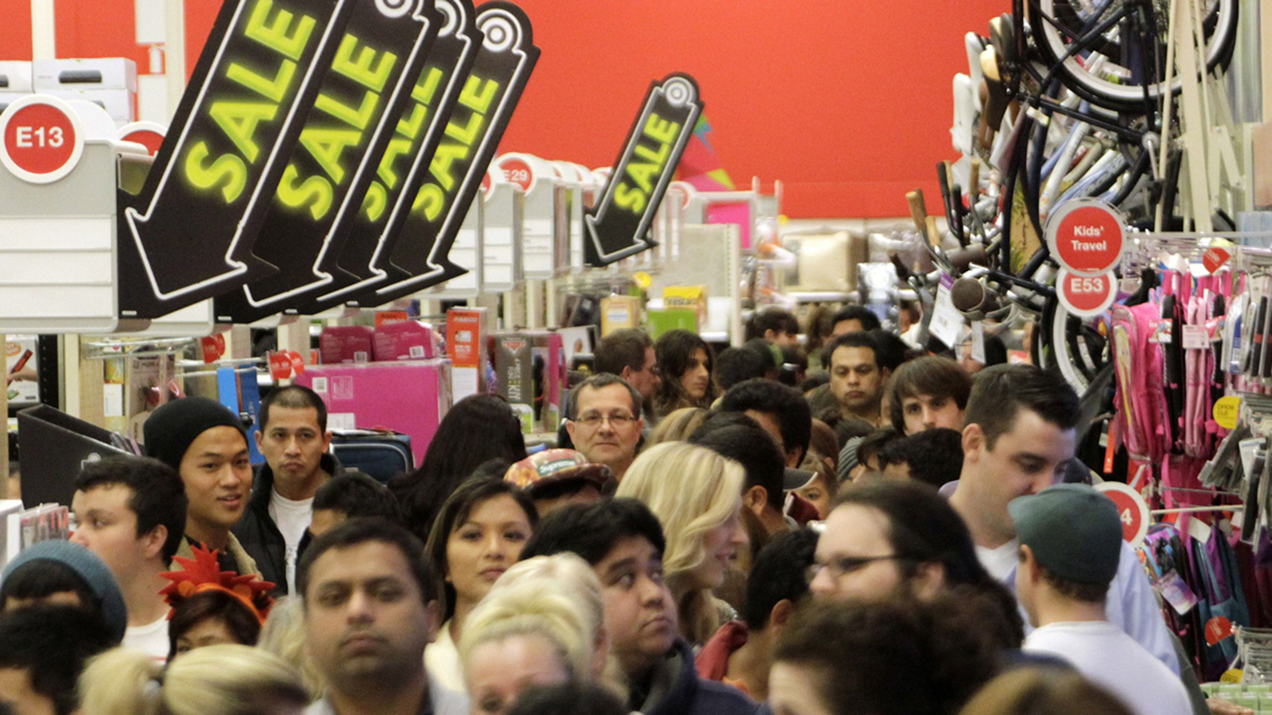 Why do we do it? The psychology behind Black Friday