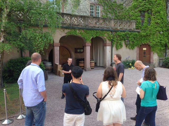 Visites De La Confrerie Saint Etienne A Kintsheim Met Afbeeldingen