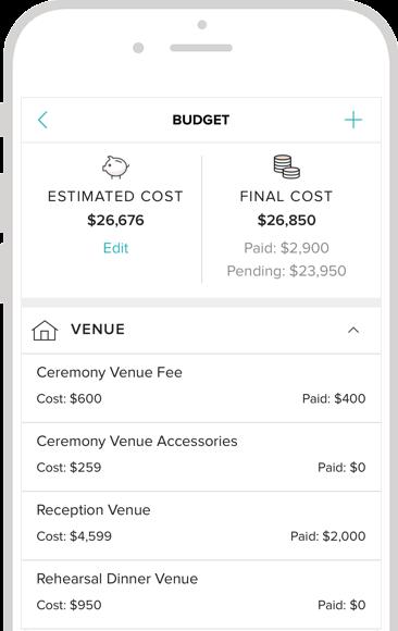 wedding budget planner spreadsheet and calculator weddingwire i